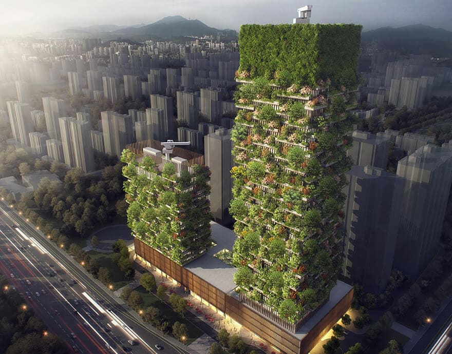 vertical forest stefano boeri china architecture 3