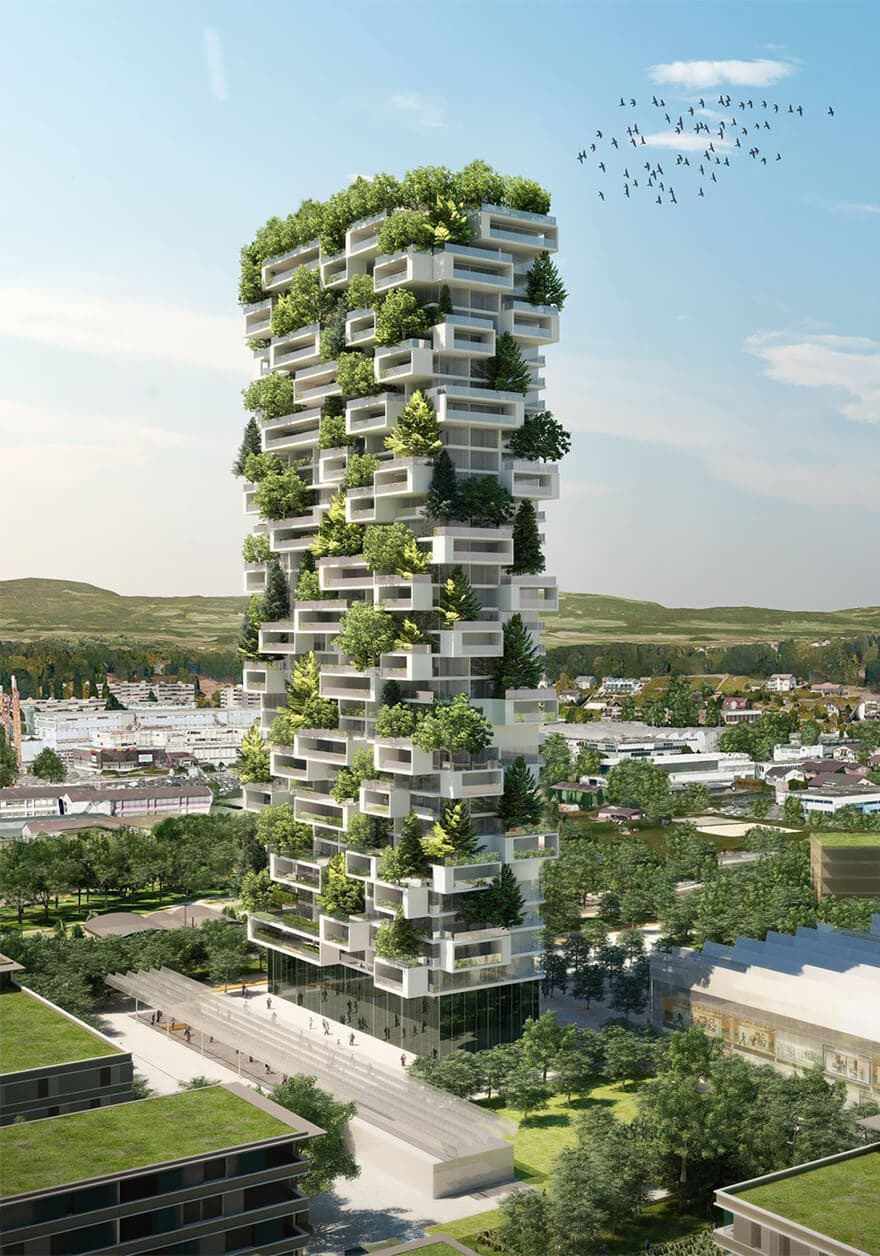 vertical forest stefano boeri china architecture 4