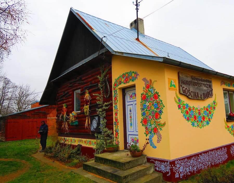 zalipie poland painted village fy 2