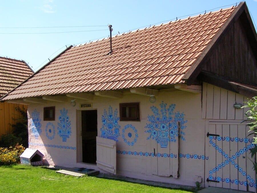 zalipie poland painted village fy 3