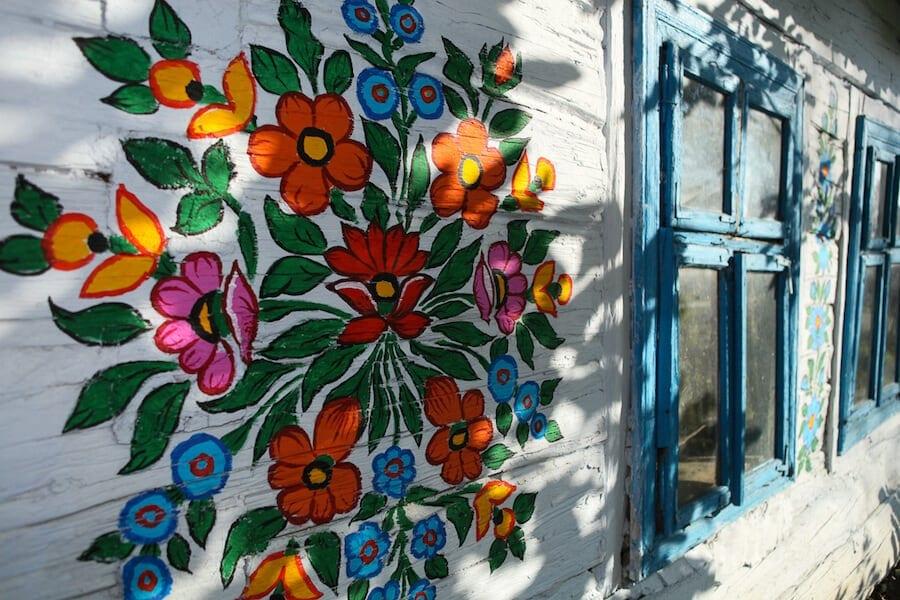 zalipie poland painted village fy 5