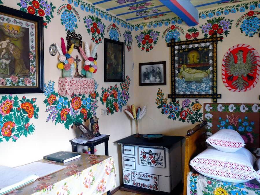 zalipie poland painted village fy 7