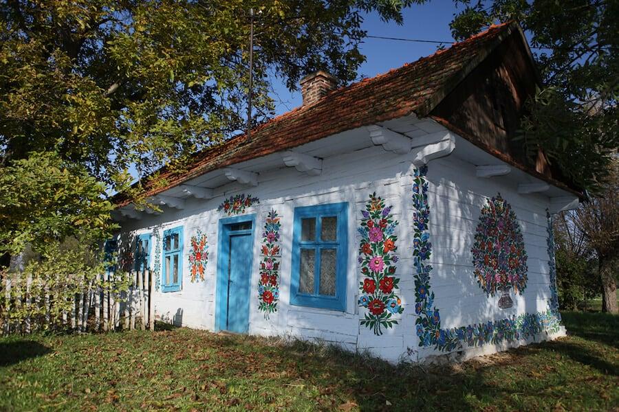 zalipie poland painted village fy 9