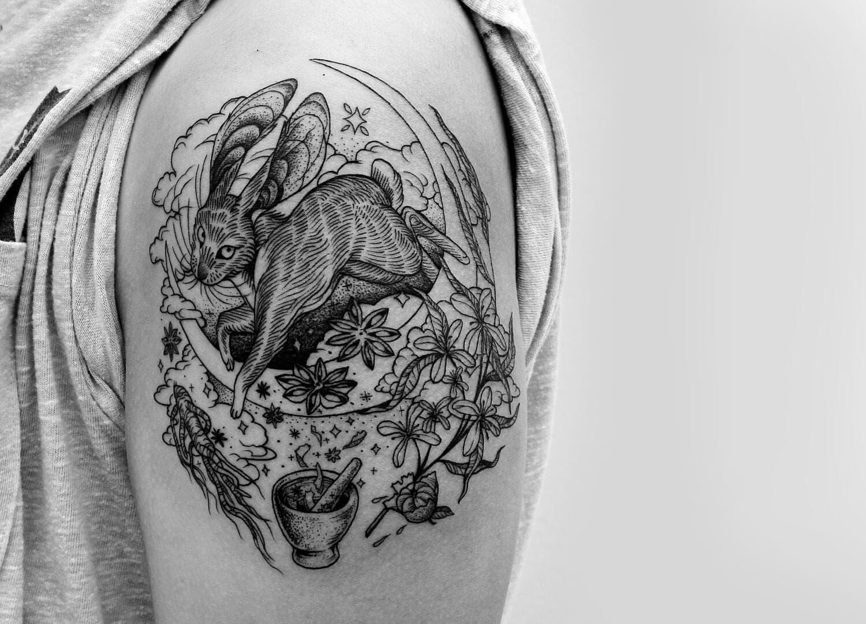 a b m tattoo fy 3
