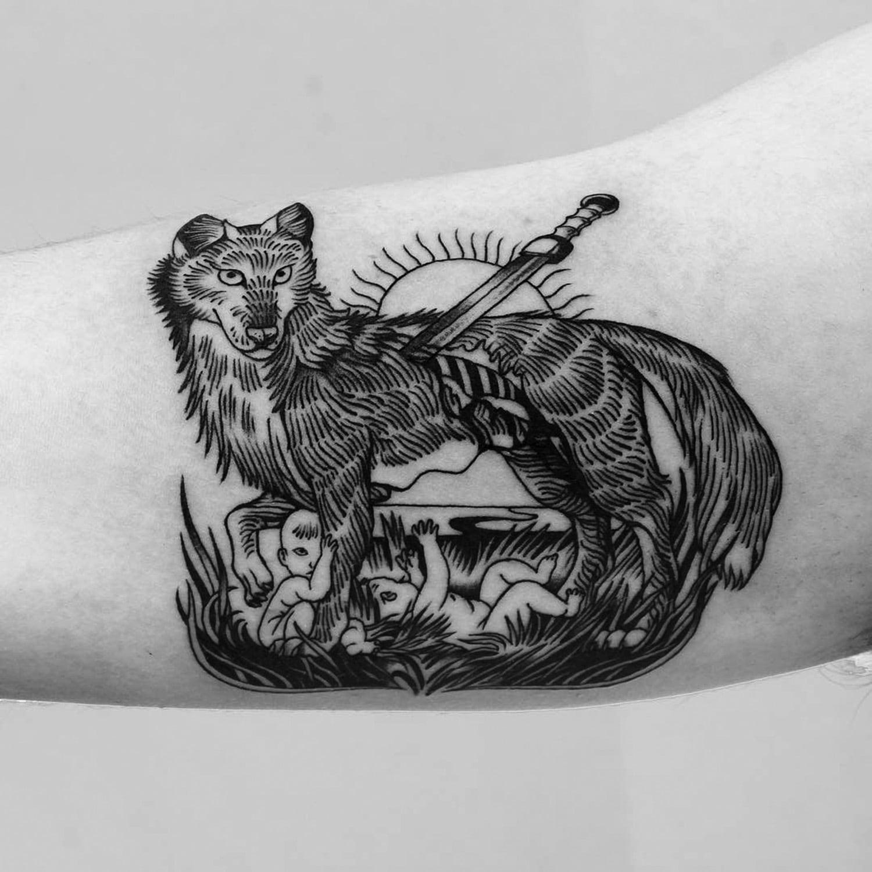 a b m tattoo fy 4