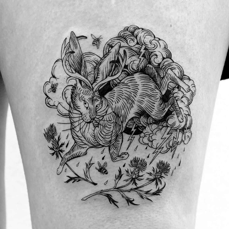 a b m tattoo fy 6