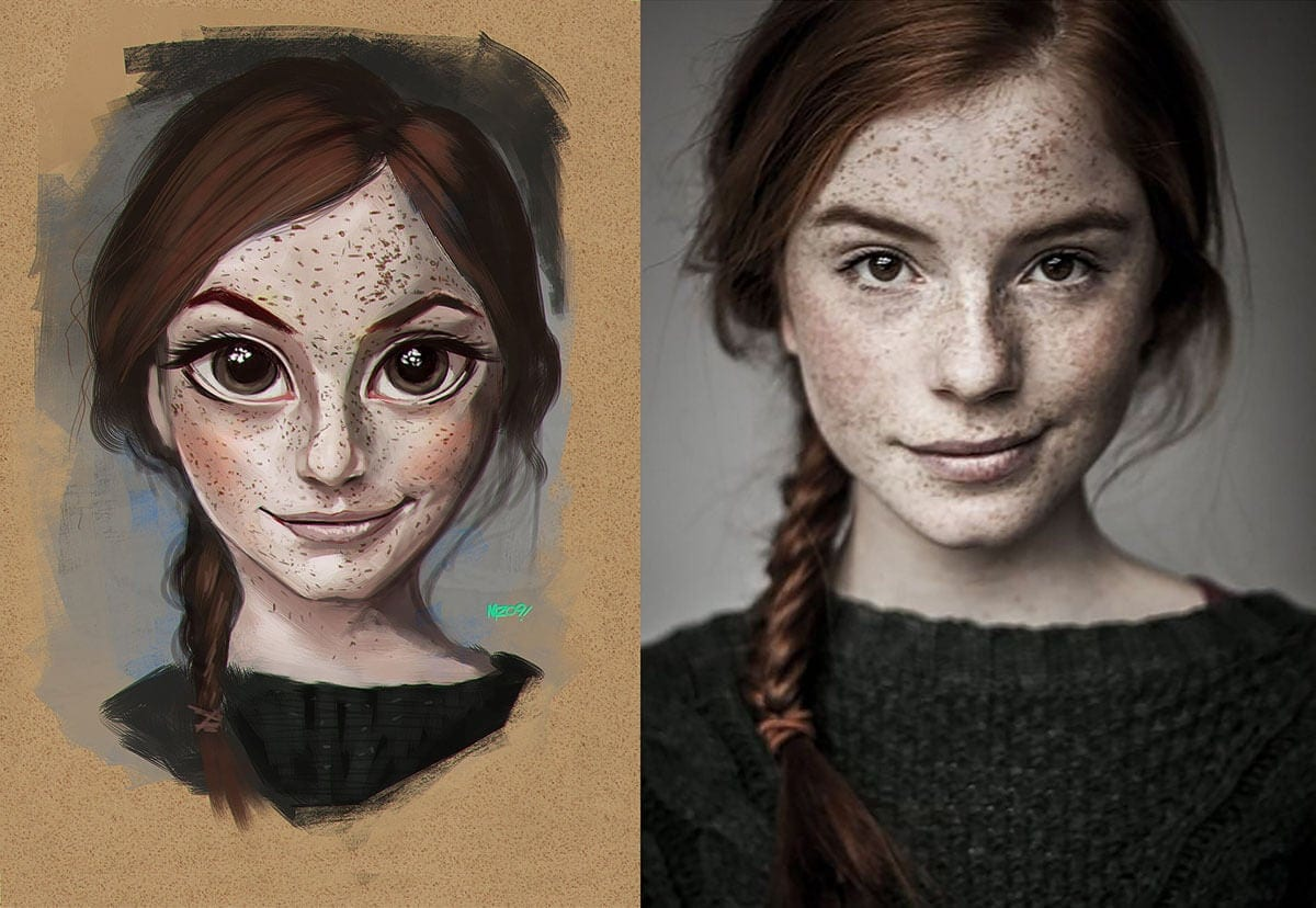 artist makes playful illustrations photos stranger internet 9
