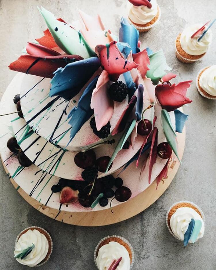 brushstroke cakes kalabasa fy 11