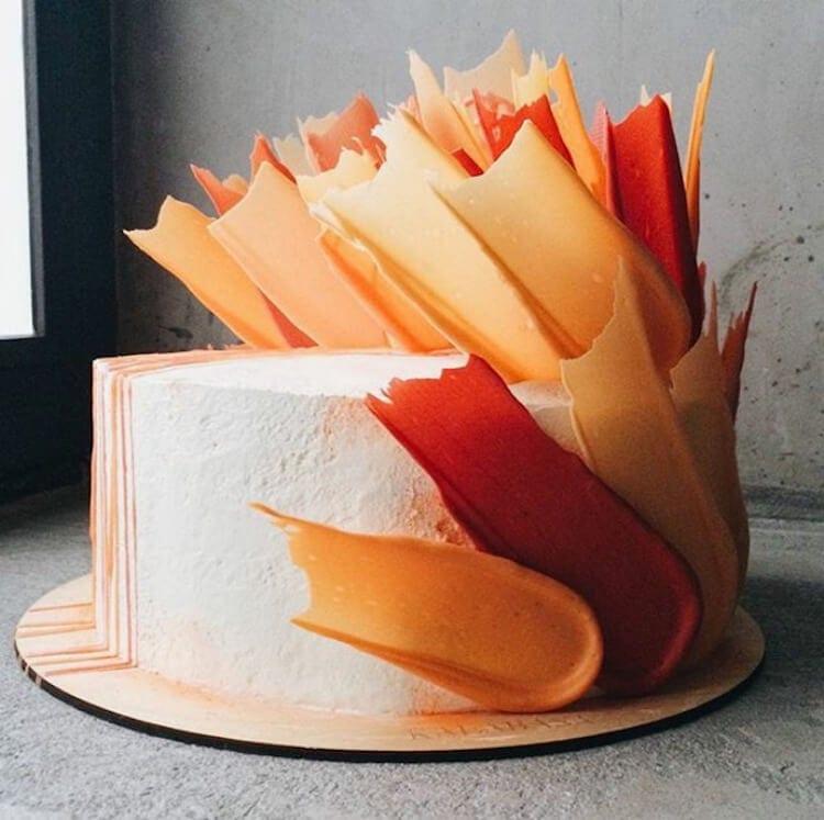 brushstroke cakes kalabasa fy 13