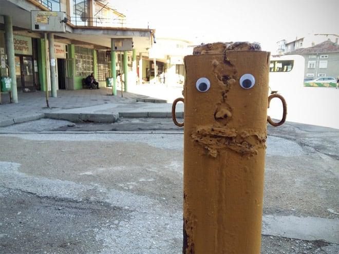 bulgarian guy makes post soviet streets more fun googly eyes fy 14