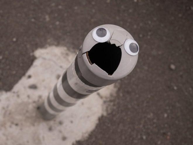 bulgarian guy makes post soviet streets more fun googly eyes fy 2