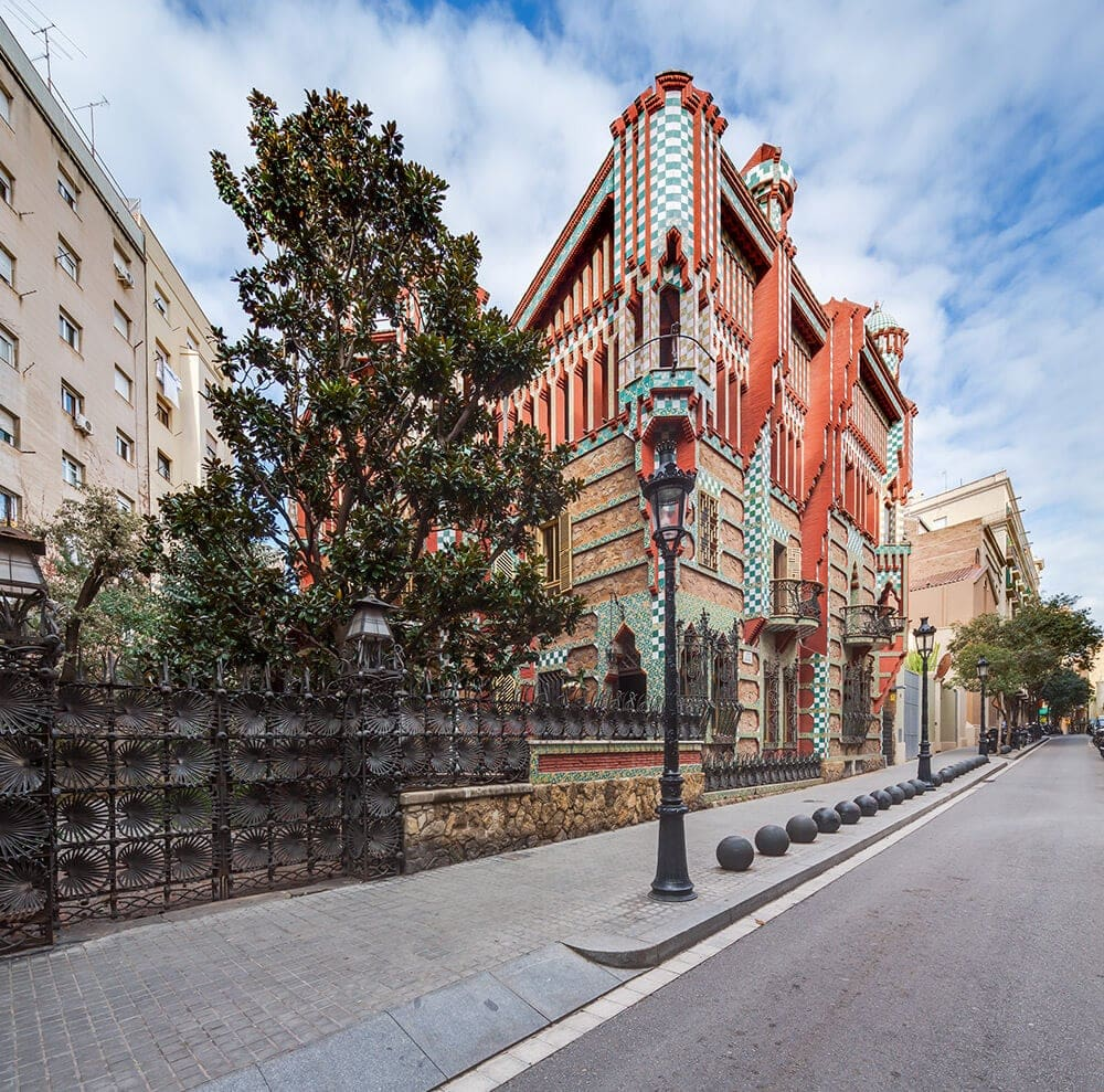 casa vicens opens to the public fy 1
