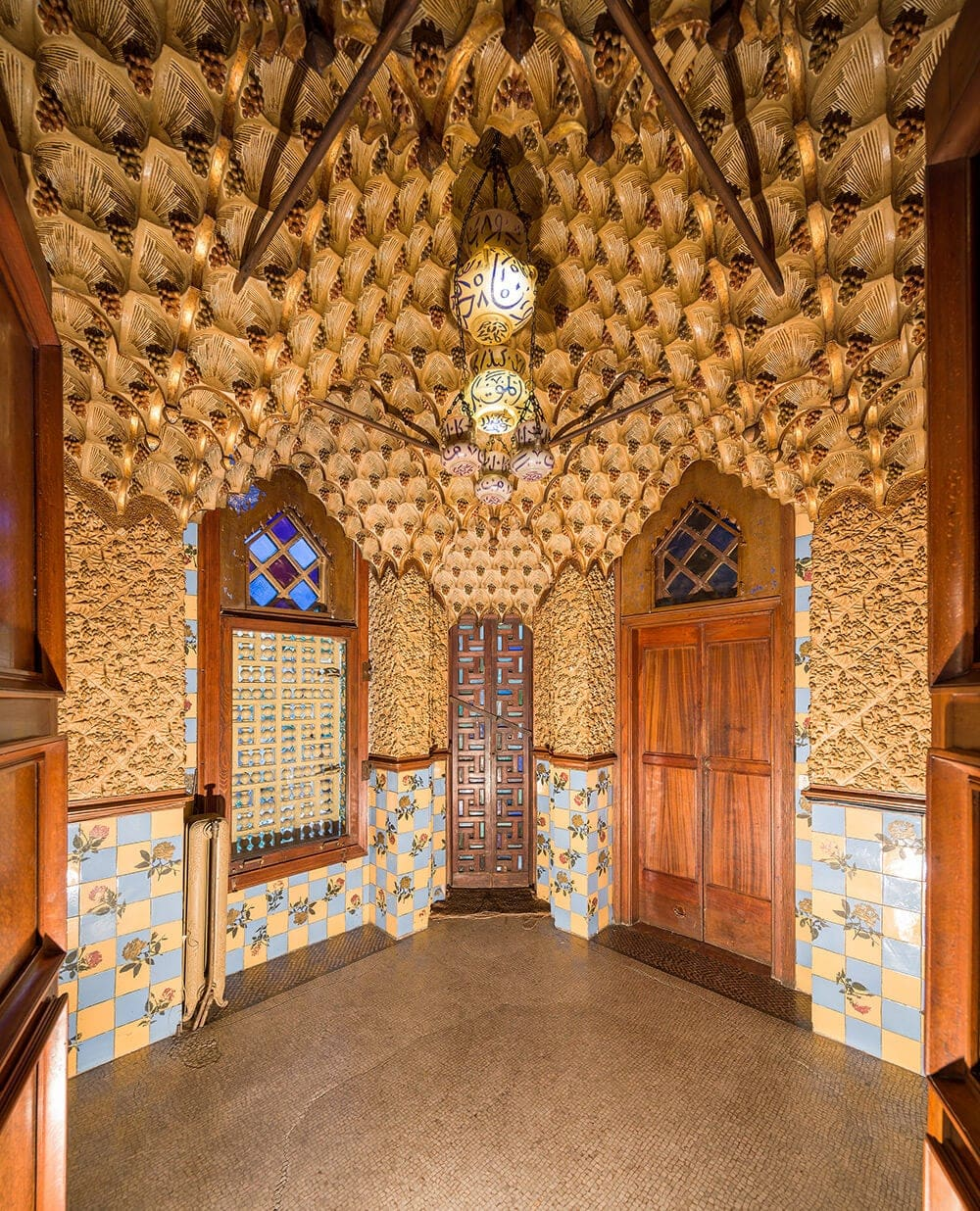casa vicens opens to the public fy 4