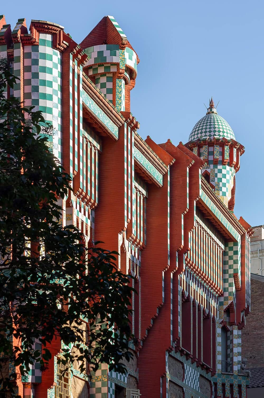 casa vicens opens to the public fy 8