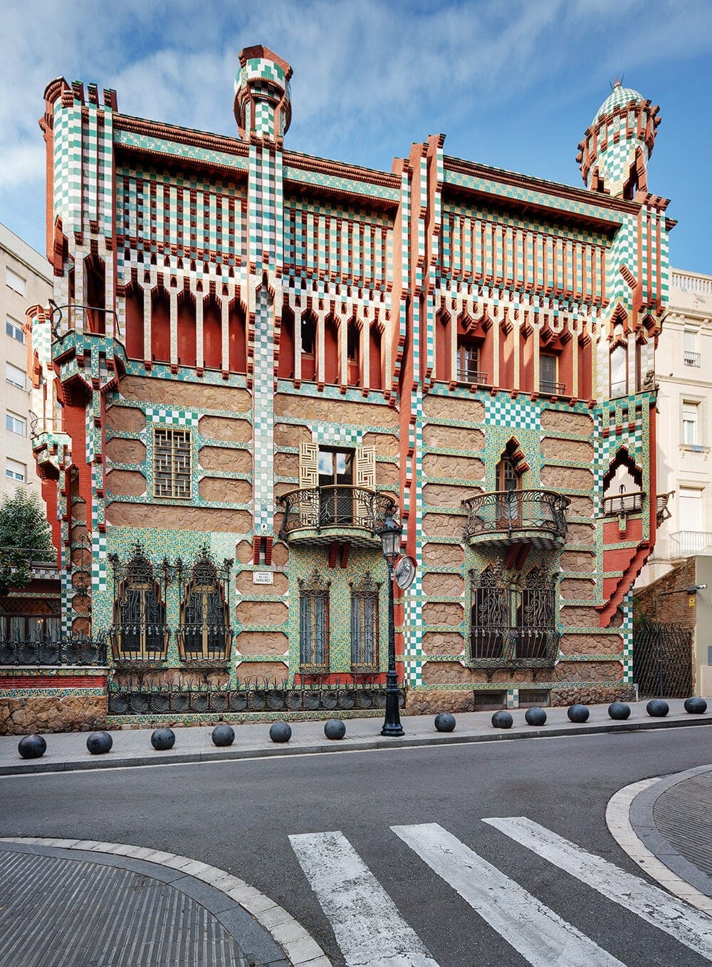 casa vicens opens to the public fy 9