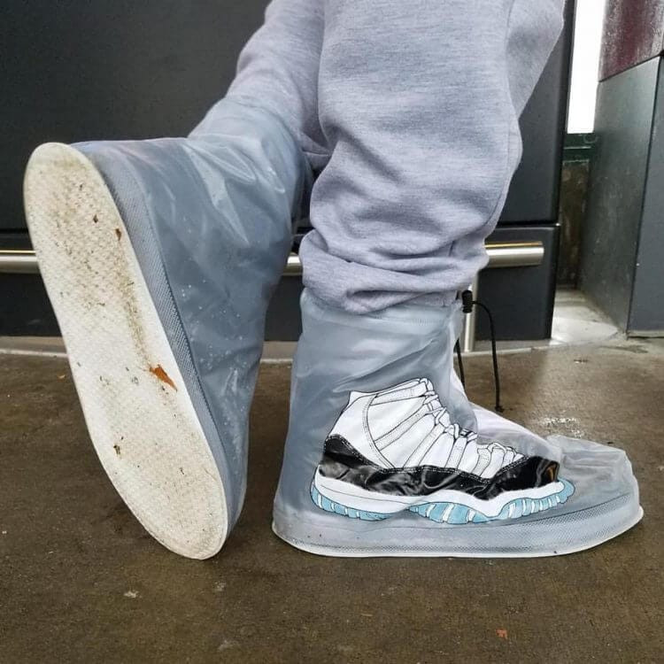 dry steppers are raincoats your expensive sneakers fy 3