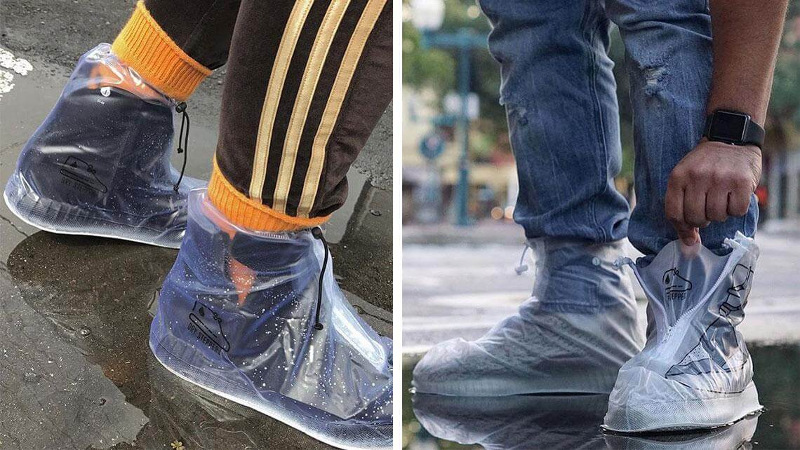 dry steppers are raincoats your expensive sneakers fy 8