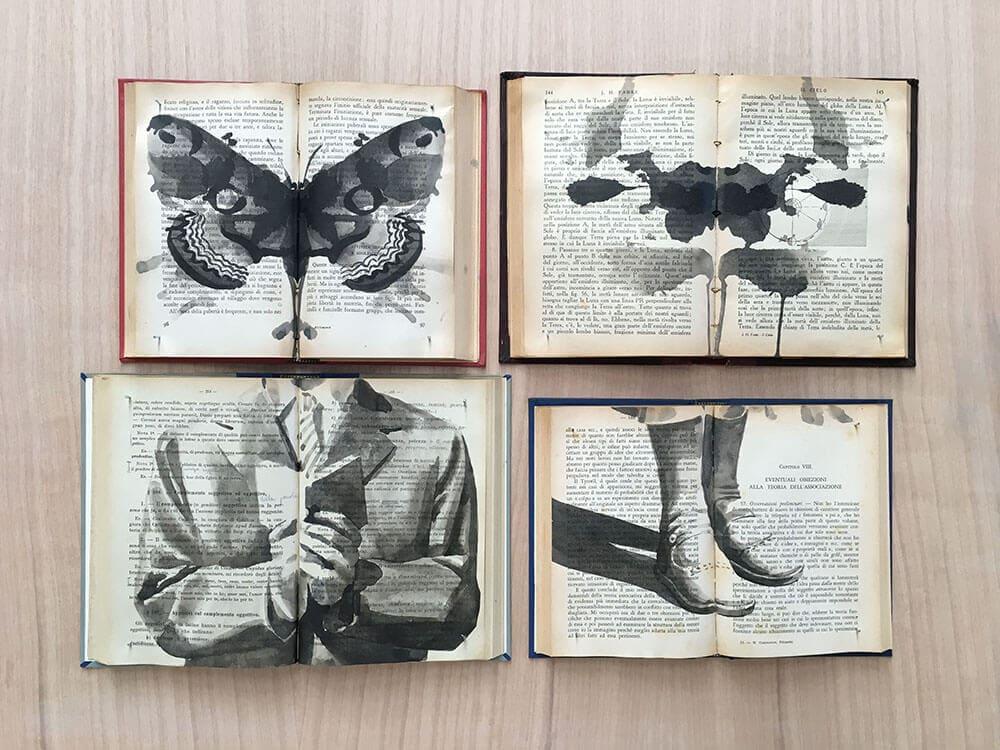 fragmented ink paintings ekaterina panikanova fy 4