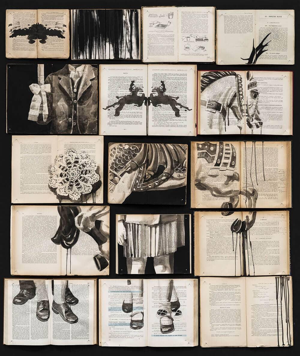 fragmented ink paintings ekaterina panikanova fy 6