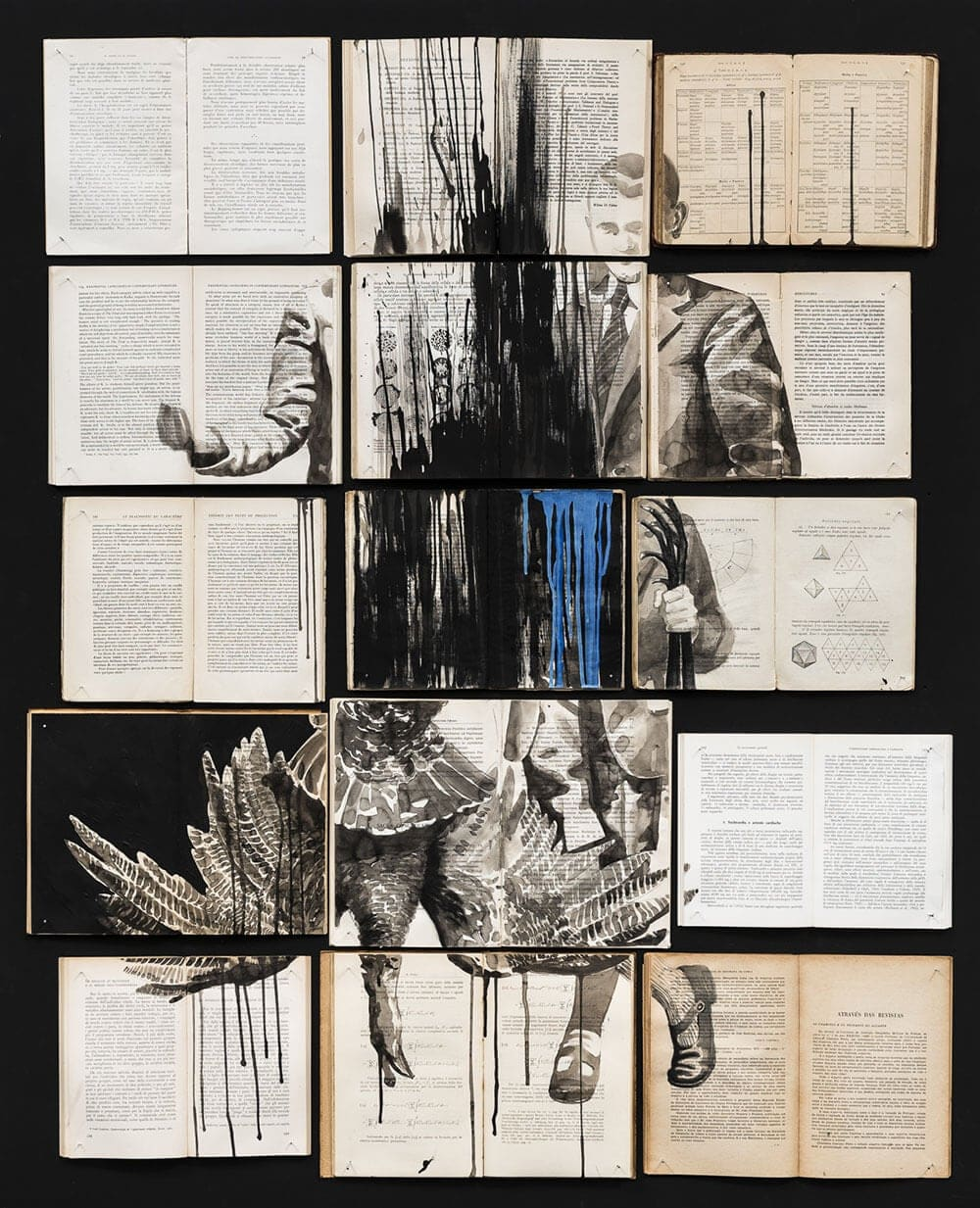 fragmented ink paintings ekaterina panikanova fy 7