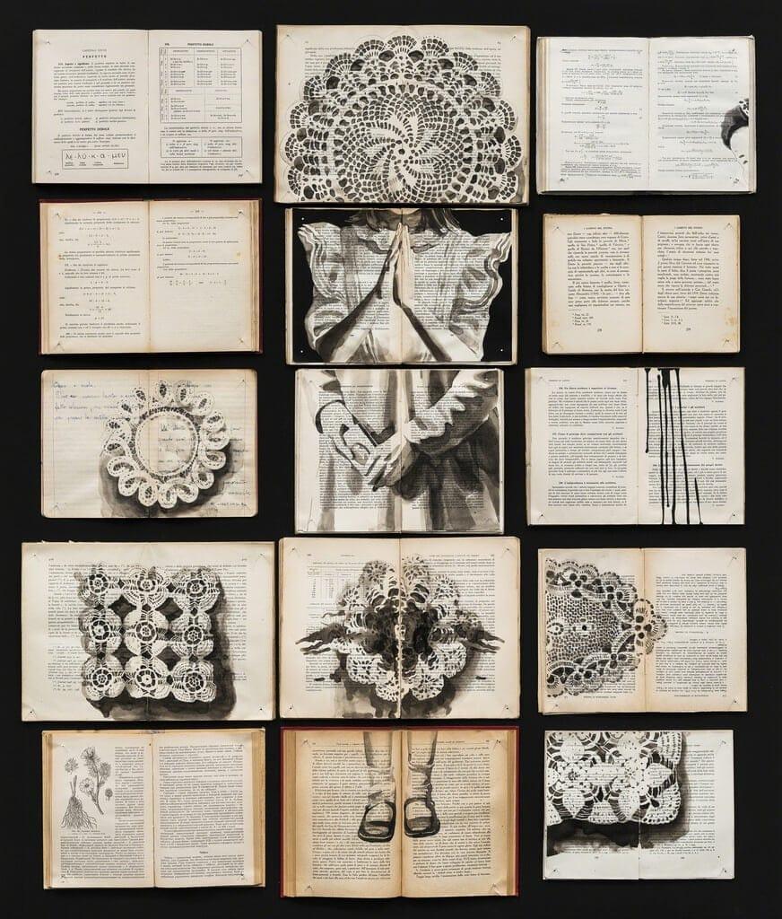 fragmented ink paintings ekaterina panikanova fy 8