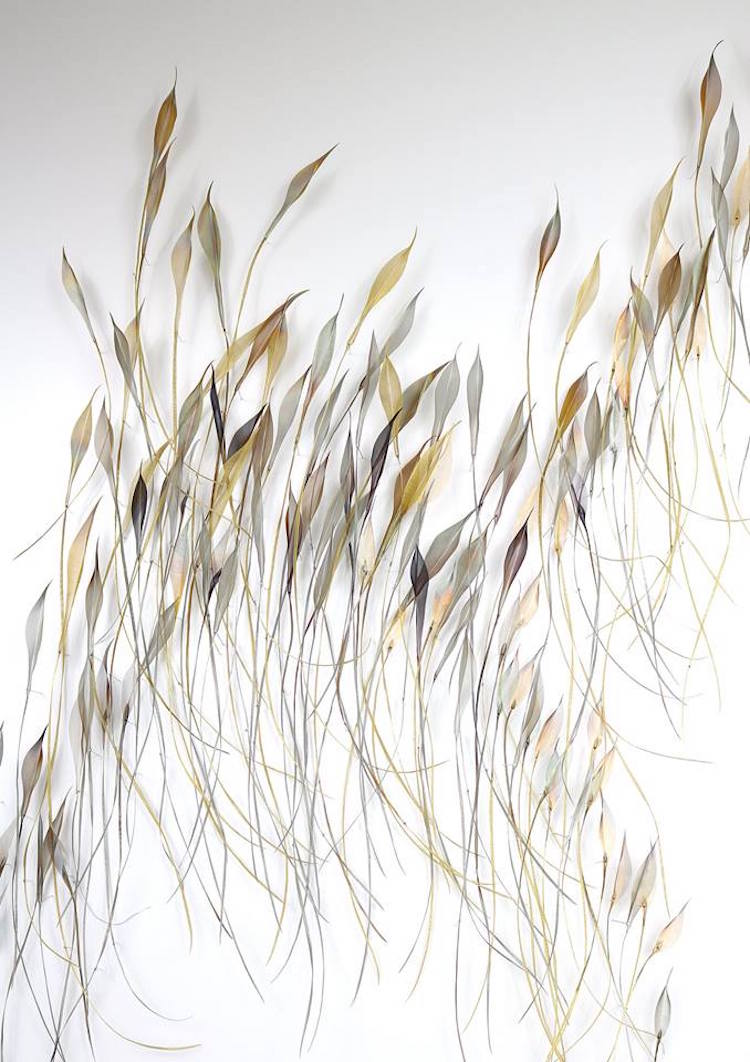 michelle mckinney woven metal sculptures fy 4