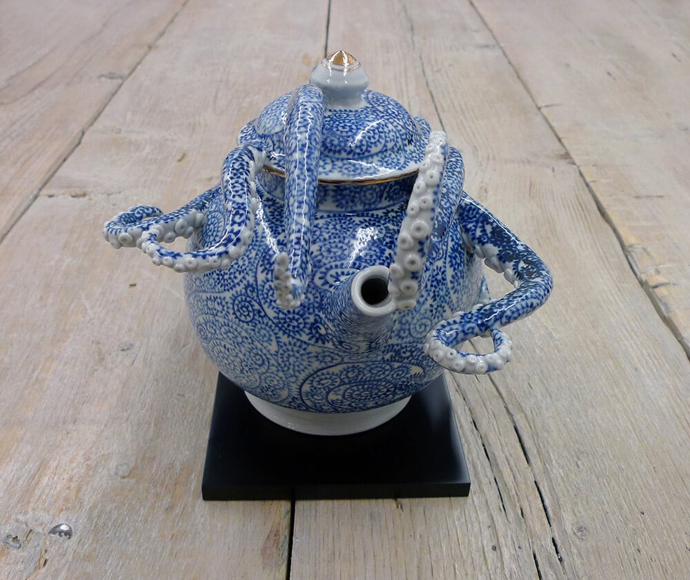 octopi ceramic vessels keiko masumoto fy 5