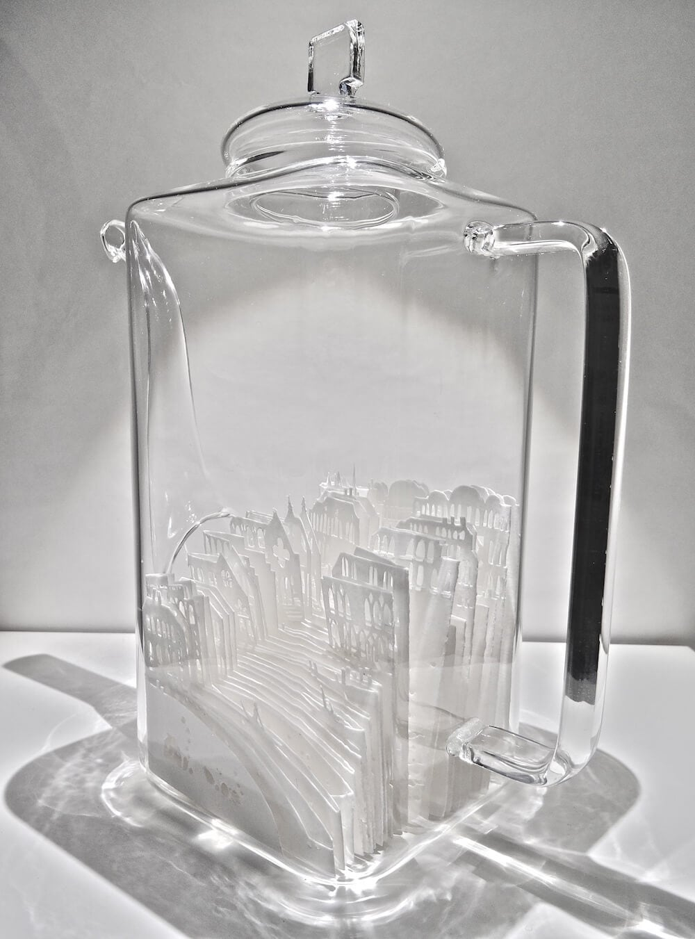 paper cities enclosed in glass fy 2