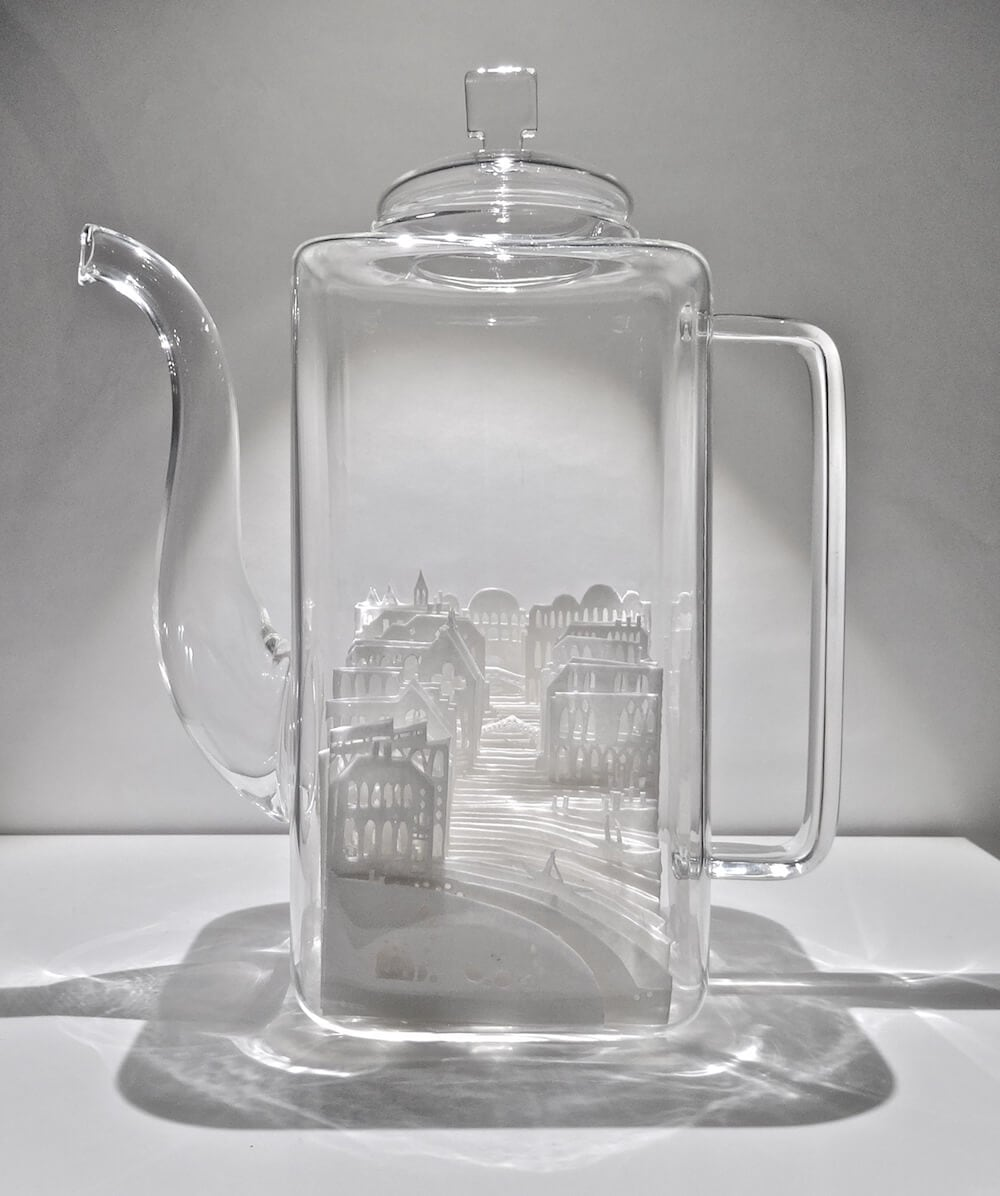 paper cities enclosed in glass fy 5