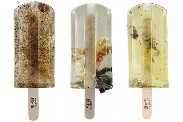 polluted water popsicles project taiwan fy 1