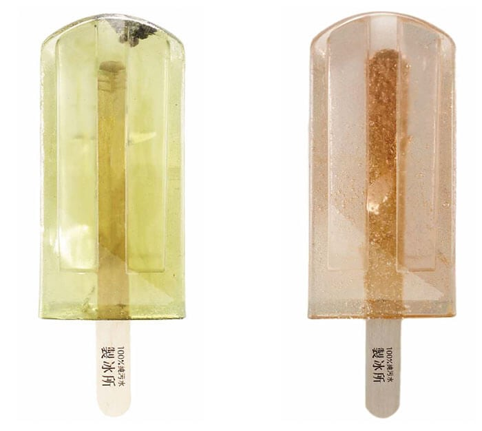 polluted water popsicles project taiwan fy 5