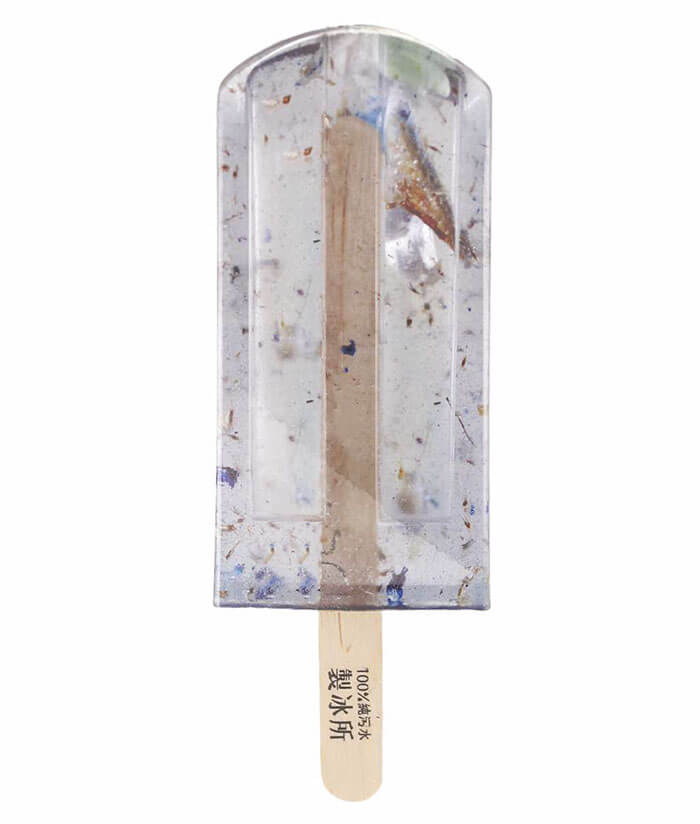 polluted water popsicles project taiwan fy 8