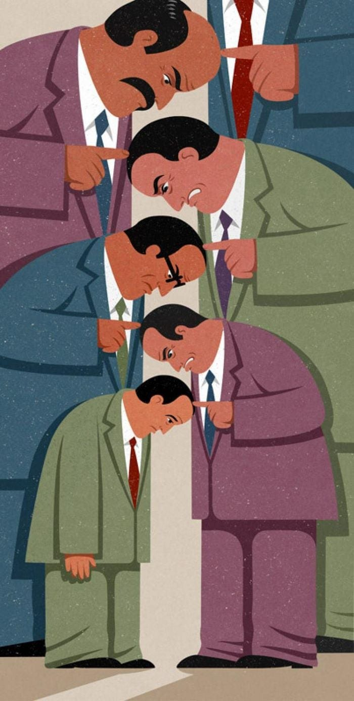 problems with society john holcroft fy 7