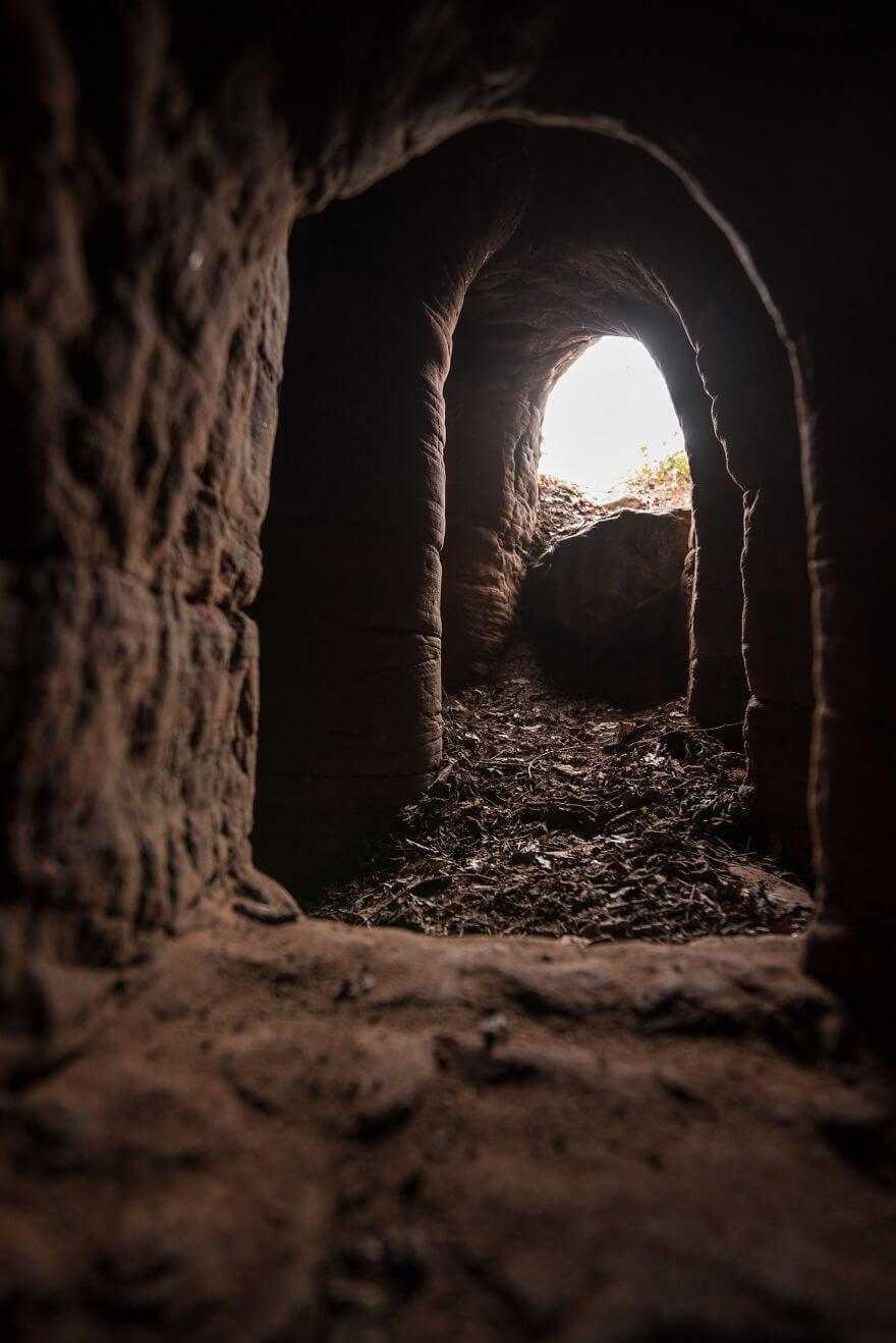 rabbit hole secret knights templar caynton caves network 6