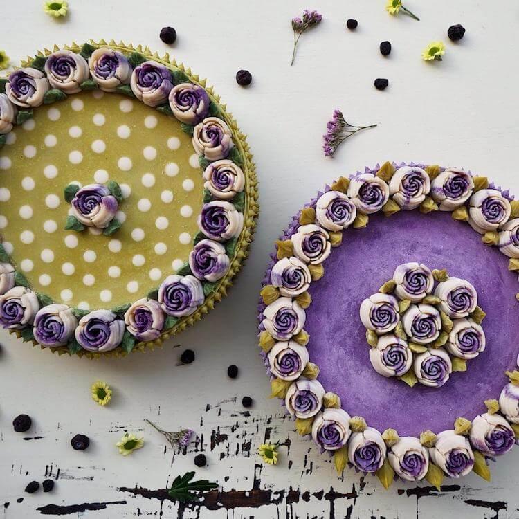 raw vegan cake culinary dot 14