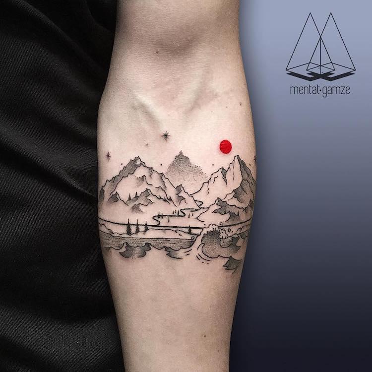 red dot tattoo mentat gamze fy 17