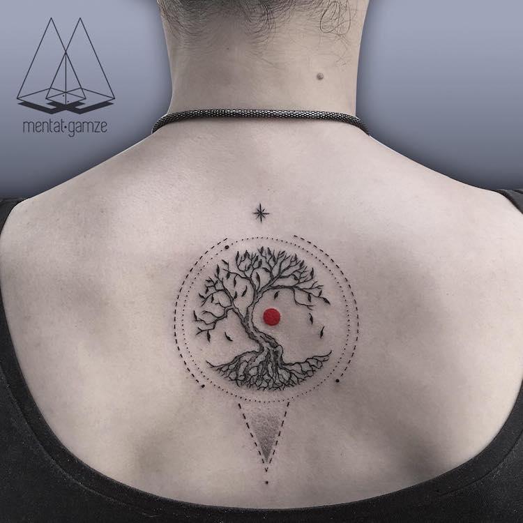 red dot tattoo mentat gamze fy 9