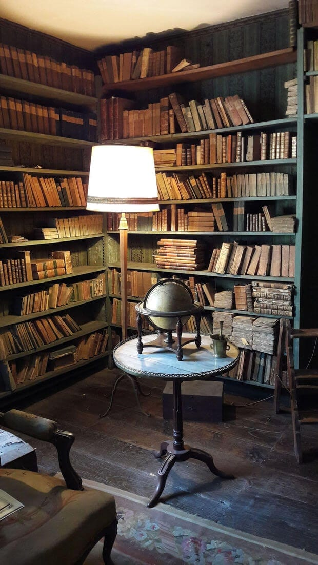 stunning 200 year old library discovered first time in bouillon brussels fy 2