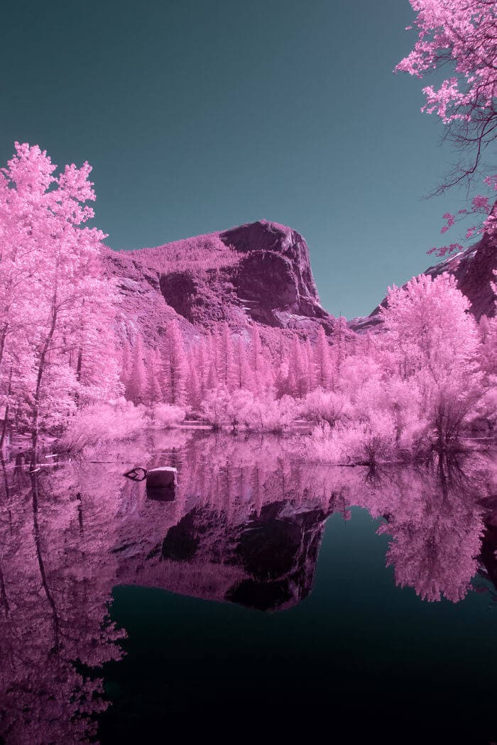 yosemite infrared photography fy 1