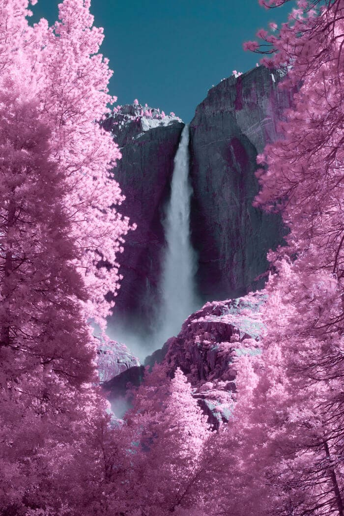 yosemite infrared photography fy 3