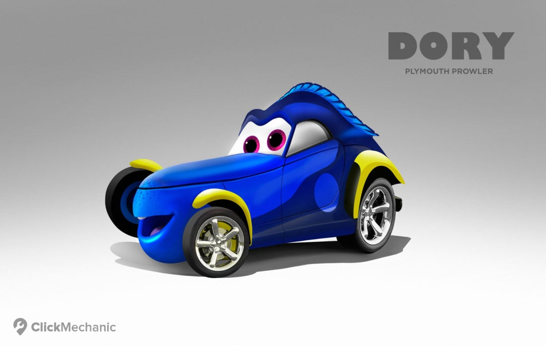 5 Dory Plymouth Prowler