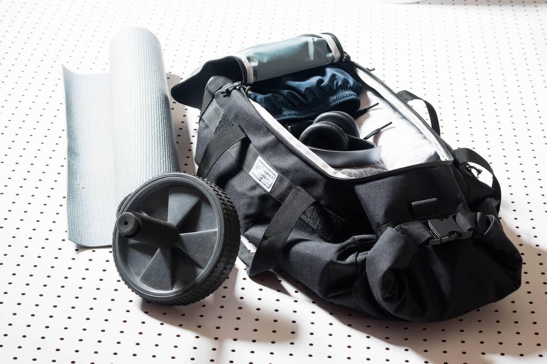 Commuter Duffle Pack Gym Equipment