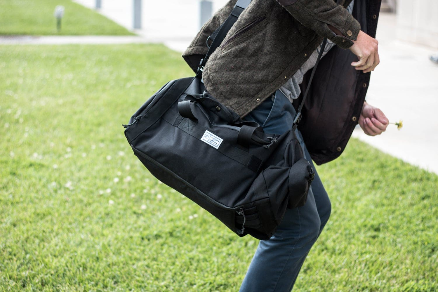 Commuter Duffle Pack Outdoor Lifestyle 2