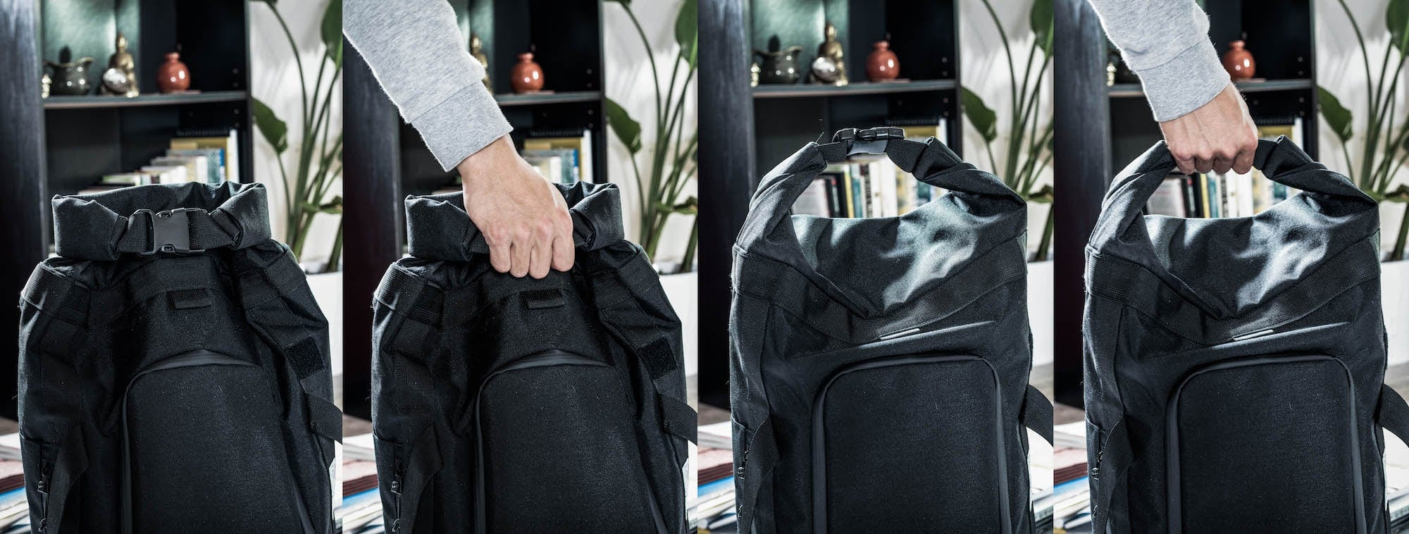 Commuter Duffle Pack Ways To Handle