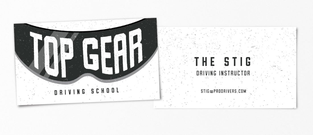 The Stig Top Gear