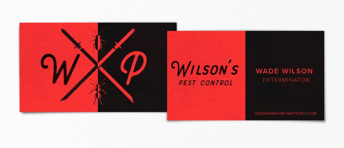 Wade Wilson Deadpool