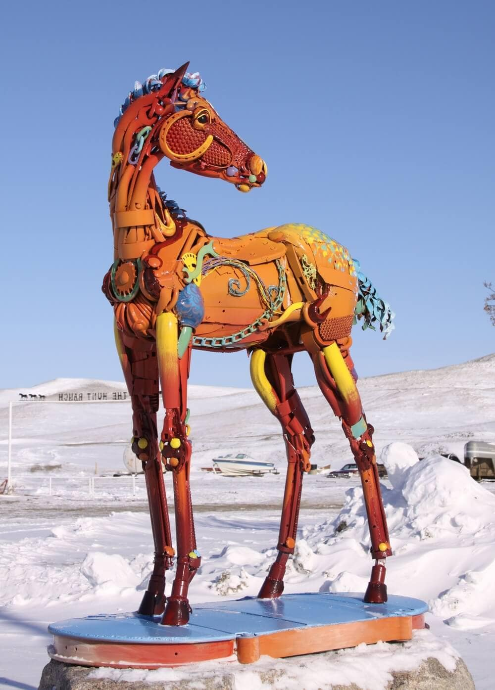 animal sculptures john lopez fy 10