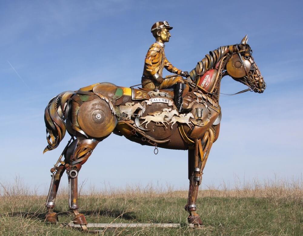 animal sculptures john lopez fy 11