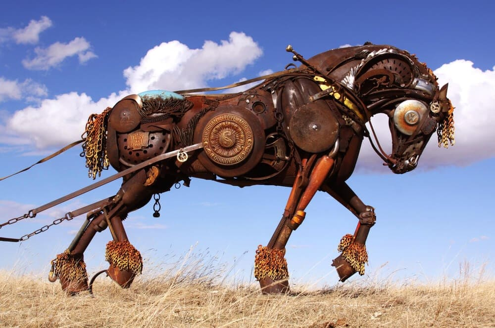 animal sculptures john lopez fy 13
