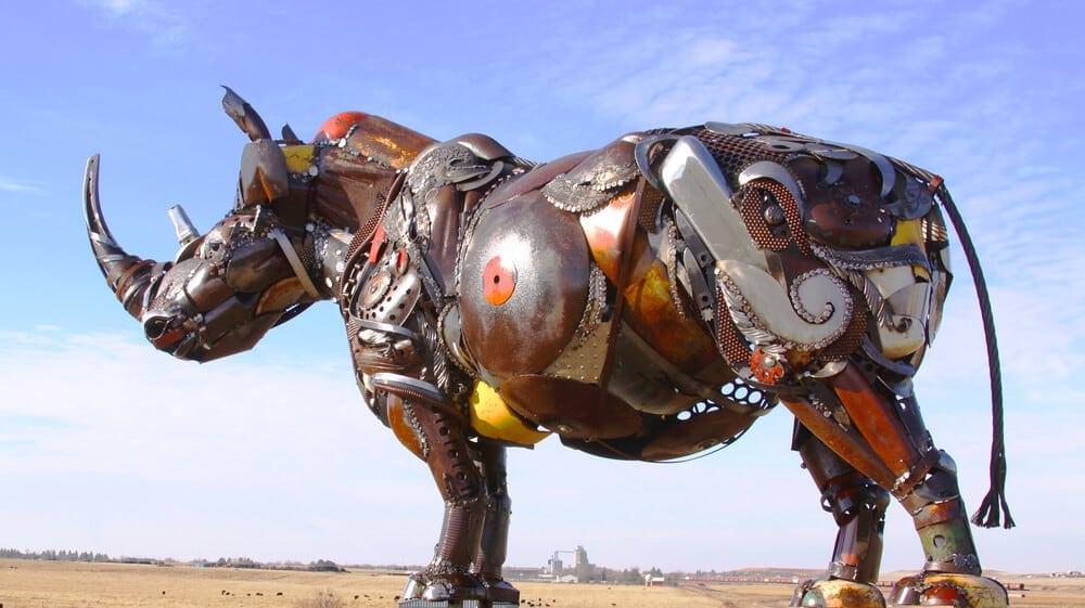 animal sculptures john lopez fy 2